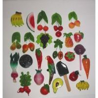 Buy cheap Home Decoration Gift Fridge Magnet Resin Vegetable Craft from wholesalers