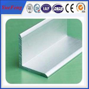 Buy cheap aluminium angle profile 80mm*80mm*6mm angle aluminium profile product