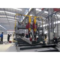 Buy cheap 0.24-2.4 M/Min Hydraulic Tube Bending Machine 300-1500 Mm Plate Size from wholesalers