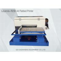 Buy cheap High Definition Flatbed Small Format UV Printer Accurate Easy Operation from wholesalers