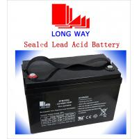 Buy cheap 12V100ah Solar System Car Computer UPS Electric Power Lighting Electric Bicycle VRLA Lead Acid Battery UPS Batteries from wholesalers