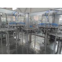 Buy cheap Stainless Steel 3000 - 14000BPH Beverage Filling Line Juice Filling Packing Machine from wholesalers