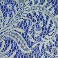 Buy cheap Lace Garment Fabric, Width of 1.5 to 1.6m, Customized Colors are Accepted from wholesalers