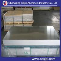 Buy cheap embossed / coated / corrugate aluminum sheet 0.5mm thick for sale from wholesalers