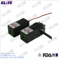 Buy cheap Customized FDA Certify 532nm 50mw DPSS Green Laser Module with TEC Cooler&TTL Modulation from wholesalers