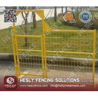 Buy cheap Portable Temporary Fencing (Gate) from wholesalers