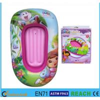 Buy cheap Fashion Appearance Childs Inflatable Boat Light Weight Speed Boat Racer Toy from wholesalers