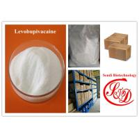 Buy cheap CAS 27262-47-1 Local Anesthesia Numbing Powder Levobupivacaine Pain Reliever from wholesalers