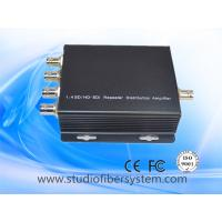 Buy cheap 1x4 3G/HD/SD SDI distribution amplifier for 1ch sdi signal input and output 4 sdi signals from wholesalers