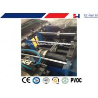 Buy cheap CNC Shelving / storage rack Sheet Metal Roll Forming Machines With Anti Rust Roller from wholesalers