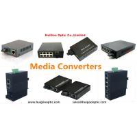 Buy cheap 550m,1310nm Gigabit Fiber Media Converter - 1000Base-LX, LC Multimode product