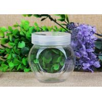 Buy cheap Special Style Clear Plastic Cylinder / Security Screw Cap Bottle Food Grade from wholesalers