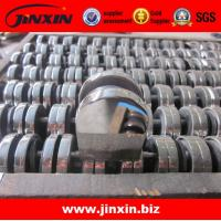 Buy cheap JINIXN stainless steel glass clamp for staircase railing design from wholesalers