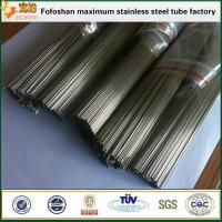 Buy cheap Hot Sale Stainless Steel Capillary Tube Sizes Refrigeration from wholesalers