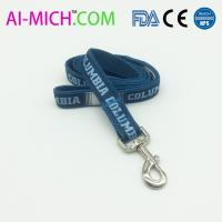 Buy cheap Sublimation/heat transfer Wholesale Polyester Adjustable Custom Dog Leash from wholesalers