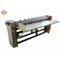 Buy cheap 1800 Four Bar Rotary Cutting Creasing Machine , Corrugated Cardboard Box DividersFor Corrugated Sheet from wholesalers