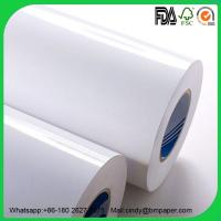 Buy cheap 80gsm 90gsm 115gsm 120gsm 150gsm 200gsm  Double Side Coated Glossy Art Paper For Making Magazine from wholesalers