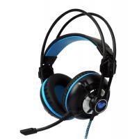 Buy cheap Aula G93V Wired Gaming Headset Easy Volume Control LOL DOTA2  With LED Light from wholesalers