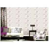 Buy cheap Luxury 1.06 Meter Wallpaper For Lounge Wall , Waterproof Vinyl Wall Covering product
