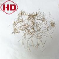 Buy cheap 0.2x13mm Concrete-reinforcing steel fiber from wholesalers