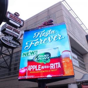 China Kinglight Outdoor Led Digital Display Screen Advertising Billboard Pantalla SMD on sale