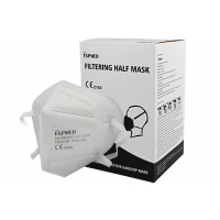 Buy cheap Chemical Repellent Meltblown Fabric FFP2 Dust Mask from wholesalers
