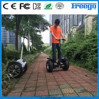 Buy cheap Adults Off Road 2 Wheel Self Balancing Scooter With Remote Control product