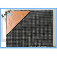 Buy cheap Powder Coated Black Fly Screen Mesh T 316 , Stainless Steel Insect MeshRoll from wholesalers