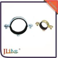 Buy cheap Heating Gas M7 Rubber Insulated Metal Clamps Electro Zinc Plated With Single Ring from wholesalers