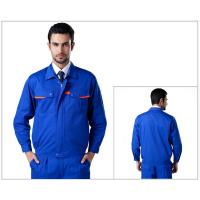 Buy cheap Polyester / Cotton Custom Workwear Pre-cure Durable Press Work Uniform from wholesalers