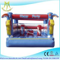 Buy cheap Hansel Inflatable Games Happy Birthday Celebration Bouncy Castle Air Bouncer For Kids from wholesalers