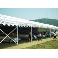 Buy cheap Unique Canton Fair Exhibition Tent / Pvc Coated Polyester Fabric Sports Tent Shelter from wholesalers