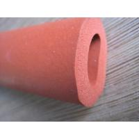 Buy cheap Hollow Protective Shaped Sponges Foam Sleeves Tubing Fire Retardant from wholesalers