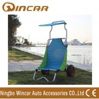 Buy cheap Portable Kayak Beach Chair Trolley , Collapsible Canoe Cart Carrier from wholesalers