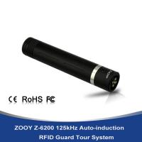 Buy cheap ZOOY Z-6200 125kHz Auto-induction RFID Guard Tour System from wholesalers