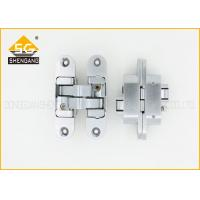 Buy cheap Italy Three Way European Style Hinges For Cabinets / Shower Door from wholesalers