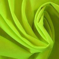 Buy cheap Poly-cotton Interwoven High-visibility Fluorescent Fabric, Used for Highway/Cleaner Workwear from wholesalers