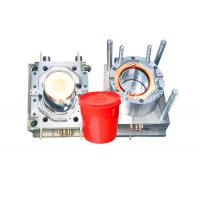 Buy cheap Durable Household Plastic Paint Bucket Mould , Industrial Injection Molding Tool from wholesalers