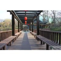 Buy cheap WPC Wood Plastic Composite Pergola from wholesalers