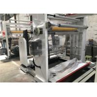 Buy cheap Precise 8 Color Rotogravure Printing Machine Feeding Controlled By Six Cylinders from wholesalers