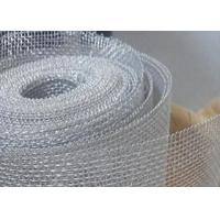 Quality White Epoxy Coated Mesh 150M Length High Temperature Performance for sale