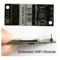 Quality 4Pin 150Mbps ISM band mini pci wireless wifi module bluetooth serial card for sale