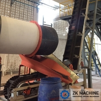 Buy cheap Fly Ash Ø2.0×20 Drum 30t/H Granulation Equipment from wholesalers