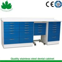 Buy cheap SSC-16 Stainless steel dental clinic cabinet from wholesalers