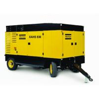Buy cheap Low Operational Cost High Fuel Autonomyportable Atlas Copco Air Compressors from wholesalers