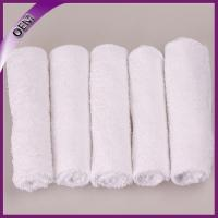 Buy cheap china supplier white cotton disposable hot aviation towel from wholesalers