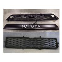Buy cheap Custom Front Grill Mesh TRD PRO Style For Toyota 4Runner 2014 - 2018 / Car Exterior Parts from wholesalers
