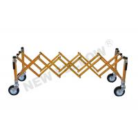Buy cheap Aluminum Alloy Telescopic Funeral Trolley With Wheel For Church from wholesalers