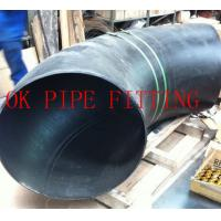 Buy cheap Carbon steel pipe fittings  to  suit  the above carbon steel pipes      NACE MR0175 from wholesalers