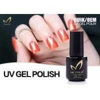 Buy cheap Colors Varnish Cat Eye Gel Nail Polish Bling Nail Gel For Tips 1 - 2 Mins Cure Time from wholesalers